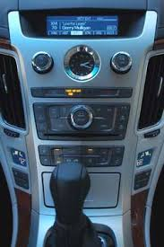 cadillac cts 2008 interior drive 2008 cadillac cts interior and infotainment autoblog