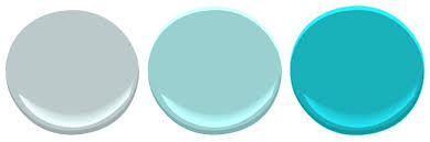 the best teal or blue green mix paint colour for a front door