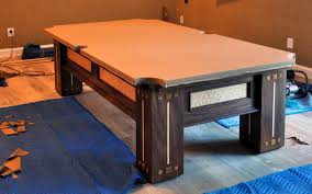 pool table side rails dorset custom furniture a woodworkers photo journal felting the