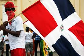 Dominican Republic Flag History File Dominican Flag Jpg Wikimedia Commons