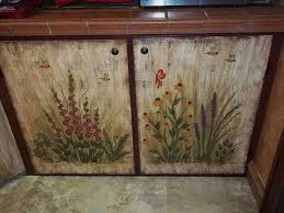 hand painted kitchen cabinets 10 best painted kitchen doors images on pinterest kitchen