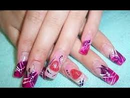 nails art design short and long nails fashion for women youtube