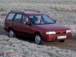 nissan sunny b12 nissan sunny iii wagon y10 1 6 16v 90 hp