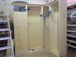 guardaroba fai da te gallery of fai da te hobby legno armadio ad angolo armadio a