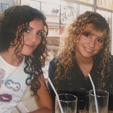 snap hair pixie lott shares throwback snap with amazing curly hair