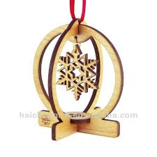 3d ornaments bell buy laser cut engraved wood
