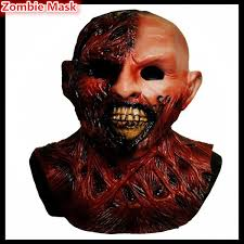 Realistic Scary Halloween Costumes Compare Prices Halloween Mask Movie Shopping Buy