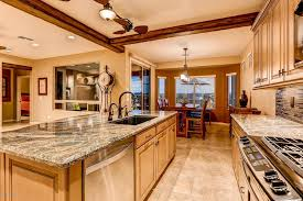 kitchen cabinets chandler az lava granite kitchen countertop maple cabinets remodel