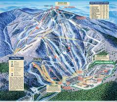 Utah Ski Resort Map by Mount Sunapee Trail Map Liftopia