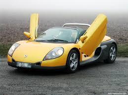 renault sport spider истории автомобилей марки renault с 1995 года до наших дней