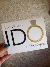 cards to ask bridesmaids 15 will you be my bridesmaid ideas wedding weddings and