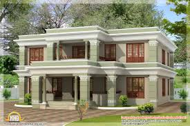 Farmhouse Elevations by Old Style House Designs India U2013 Modern House