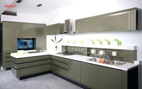 kitchen cabinets contemporary style light coloured contemporary