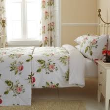 sanderson english rose duvet cover set disc duvet covers