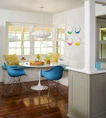 Kitchen Bay Window Ideas Kitchen Exquisite Modern Kitchen Booths Decorating Ideas With