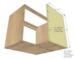 Free Woodworking Plans For Corner Cabinets by Kitchen Corner Cabinet Woodworking Plans Woodshop Plans