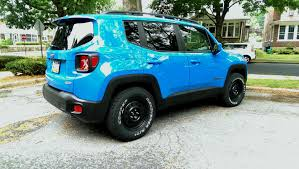 royal blue jeep tire sizes non th models page 3 jeep renegade forum