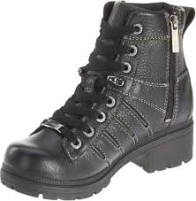 black lace up motorcycle boots harley davidson women u0027s tamia 5 25 inch lace up motorcycle boots