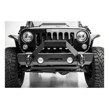 jeep bumper aries automotive trailcrusher jeep front bumper