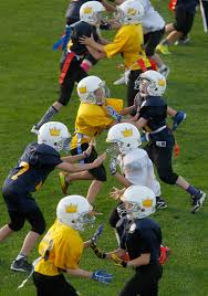Flag Football Rules For Dummies Regina Merges Flag Football With Playing In Full Pads The Gazette