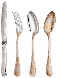 unique cutlery jardin d eden by christofle poggenpohl magazine
