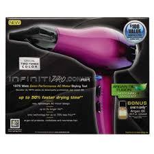 Infiniti Pro Hair Dryer conair infiniti pro salon performance ac motor hair dryer