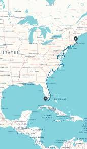 I 95 Map 18 Best I 95 East Coast Images On Pinterest East Coast Road Trip