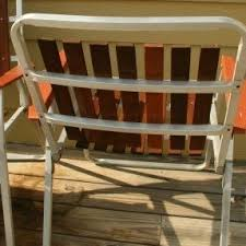 Lawn Chair With Table Attached Folding Lawn Chairs Foter