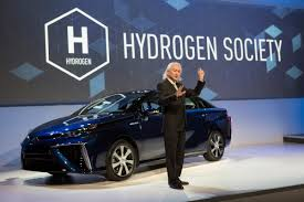hydrogen fuel cell car toyota toyota does a tesla and opens hydrogen fuel patents to everyone