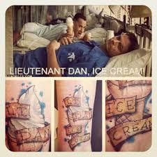 Lieutenant Dan Ice Cream Meme - lt dan ice cream picture ebaum s world