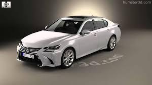 honda lexus 2016 lexus gs 350 2015 3d model by humster3d com youtube