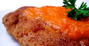 comment cuisiner des escalopes de poulet 1 recette italienne escalope de poulet à la milanaise garnie de