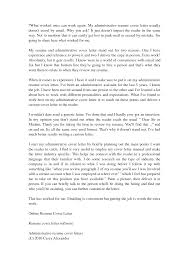 Cover Letter Examples Entry Level Cover Letter Email Entry Level