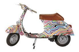 artistic and special vehicles modelli museo piaggio