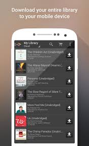 audible for android audible app for android review