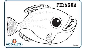 piranha disney junior india