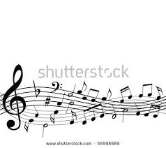 musical note template template logo musical note colorful