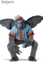 monkey costume flying monkey halloween costume