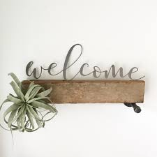 Custom Metal Signs For Home Decor by Home Decor Jessicandesigns