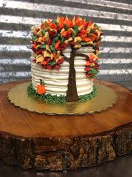 Cake Decorating Classes Fall Leaves Cake Decorating Class Chrusciki Bakery
