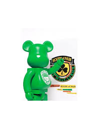 medicom house of pain 400 bearbrick medicom from iconsume uk