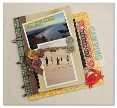 creative photo albums scrapbook cards today designer inspiration with summer