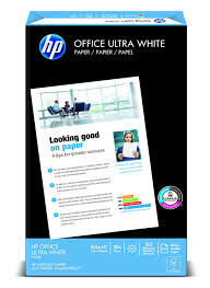 amazon com hp paper office ultra white 20lb 8 5 x 14 legal