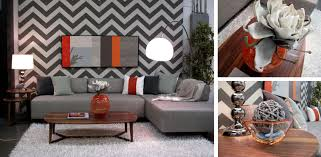 Grey Wallpaper Living Room Uk Interior Design Charming Grey Chevron Wallpaper By Tempaper
