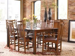 craftsman style dining room table stickley harvey ellis table divine dining pinterest