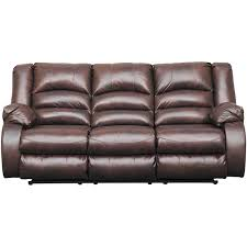 Leather Reclining Sofa And Loveseat Levelland Leather Reclining Loveseat 1700186 Ashley Furniture
