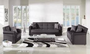 All White Living Room Set White Living Room Sets 29 Black White Or Red Leather Modern 3pc