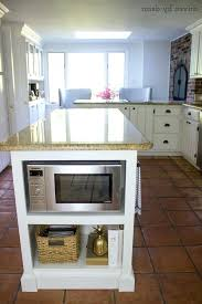 kitchen island with microwave kitchen island with microwave bloomingcactus me