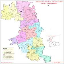 Ksp Map File Hanumangarh Rajasthan Assembly Map Svg Wikimedia Commons