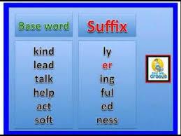 suffix prefix youtube